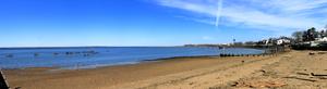 Shoreline Panorama  by Bob McCulloch