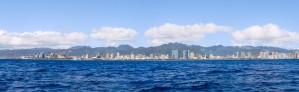 Hawaii City Coastline by Bobby Twilley Jr
