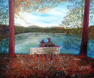 Love Bench by Brian Christopher DuPree
