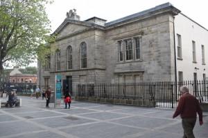 KILMAINHAM JAIL, DUBLIN by Brian Corbett
