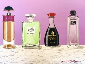 Soy Parfum by Brinda Chellappan