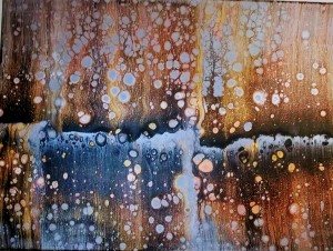 Bubbles on Fire by Cadell