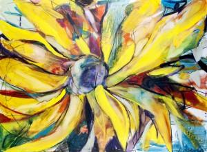 Louisiana Sunflower II by Caroline Youngblood