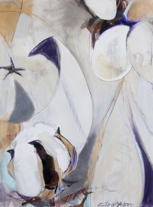 Louisiana Cotton     by Caroline Youngblood