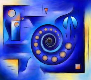 Grefenissa V1 - space art by Cersatti Art