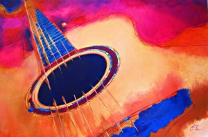 Music Man by Cheryl Ehlers