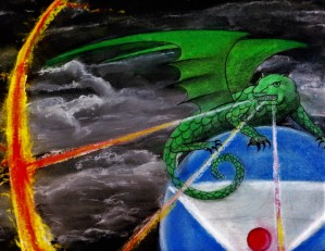 DRAGONMYST by Christopher Frank Lambert