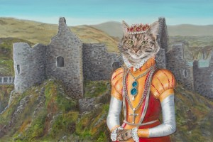 Princess Strudel of Dunluce by Cierra Rose Designs