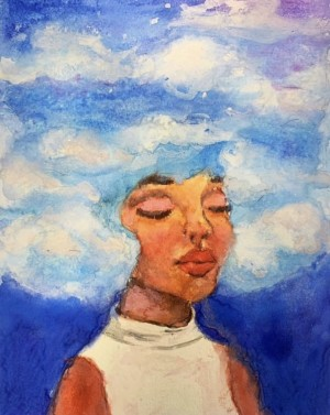 Head in the Clouds by Clara