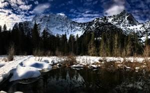 Mountain Range  by Cody Lee