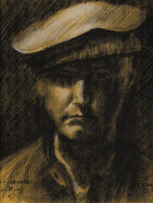 Self Portrait – 20-05-19 by corneakkers