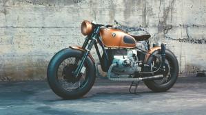 vintage bmw by CozyIcon