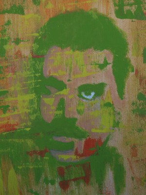 In Shades Of Green by Crina  Iancau