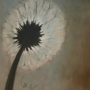 Dandelion by Crystal Wacoche