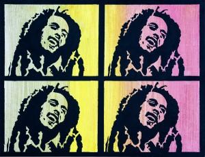 Marley Pop by Crystal Wacoche