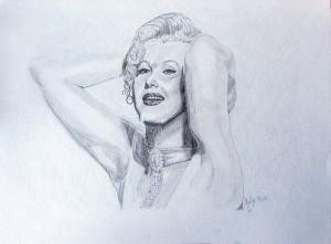 Marilyn by Crystal Wacoche