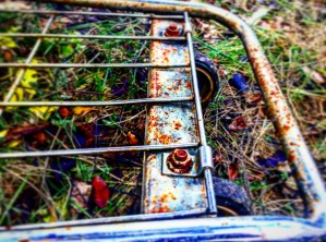 Abandoned Shopping Cart by DH Photo Concepts