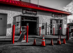 The Car Wash by DH Photo Concepts