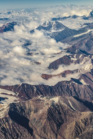 23409414 andes mountains aerial view chile by Daniel Ferreia Leites Ciccarino