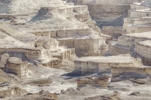 Judaen Desert Rocky Landscape  Israel by Daniel Ferreia Leites Ciccarino