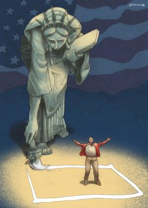 America Land of the Free by Daniel Garcia Art