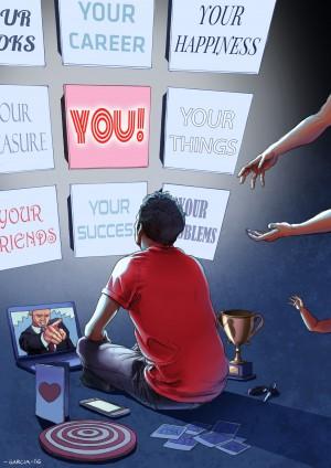 You You You by Daniel Garcia Art