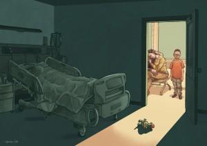 Death by Daniel Garcia Art