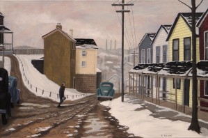 Steeltown by Dave Rheaume
