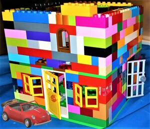 Lego Home  by Derica Geter