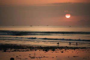 Bali Sunset by Dom Granger Photography