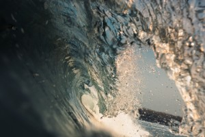 Crystal wave by Dom Granger Photography