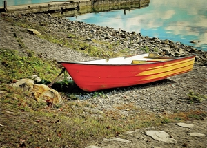 The Little Orange Boat by Dorothy Berry-Lound