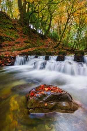 Whisper falls by DroneVue360