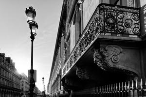 Rivoli balcony by Hassan Bensliman
