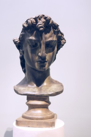 Head of Perseus by Ira Silence