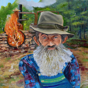 Popcorn Sutton - Rocket Fuel by Jan Kornegay Dappen