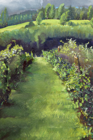 Trilogy of the Vines at Otts - Two of Three by Jan Kornegay Dappen