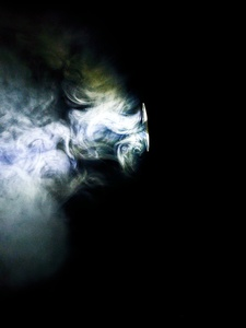 Throwing Smoke by Jaycee Bayer