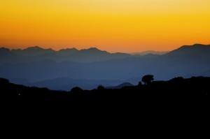 Layer of dawn by Ji