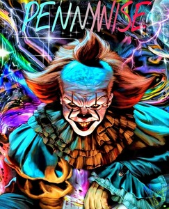 Pennywise by Kaye Baby