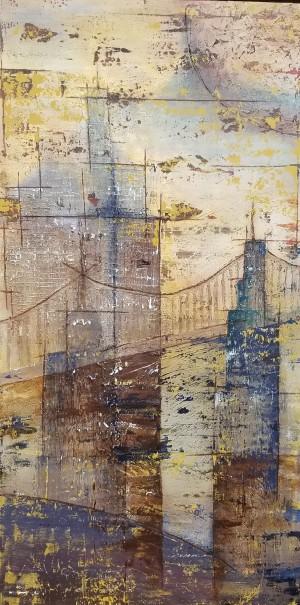 City by Ken Van Sciver