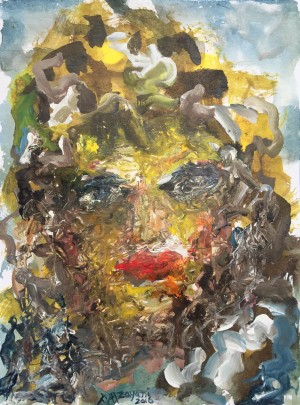 Denise by Khalid Alzayani