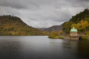 The Carreg Ddu reservoir by Leighton Collins