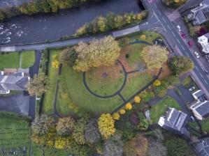 Gorsedd Park Ystradgynlais by Leighton Collins