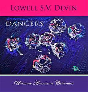 Devin Dance Museum Poster by Lowell Phoenix Devin