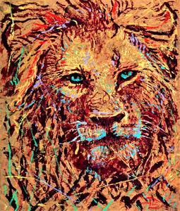 King Leo by Lowell Phoenix Devin