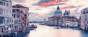 Venice City in the morning by Manjik Pictures