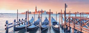 Venice City Sunrise by Manjik Pictures