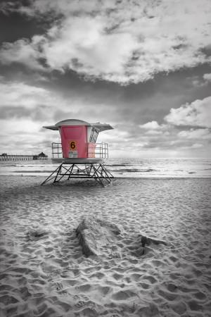 CALIFORNIA Imperial Beach  by Melanie Viola