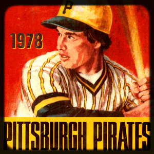 1978 Pittsburgh Pirates Retro Viewfinder Slide Art | Row 1 by Row One Brand